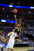 Marquette defeated Miami 71-61 during the NCAA East Regional Round at the Verizon Center in Washington, D.C. on Friday, March 28, 2013.  Alan P. Santos/DC Sports Box