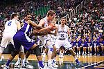 2015-2016 BYU Basketball vs Weber State