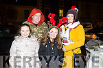 Enjoying the switching on of the christmas lights in Castleisland on Saturday were