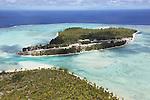 French Polynesia Tetiaroa Brando Island airstrip