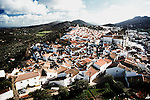 Town of Castelo de Vide in eastern Portugal.