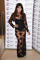 Lizzie Cundy arriving at James Ingham&rsquo;s Jog On to Cancer, in aid of Cancer Research UK at The Roof Gardens in Kensington, London.  <br /> 12 April  2017<br /> Picture: Steve Vas/Featureflash/SilverHub 0208 004 5359 sales@silverhubmedia.com