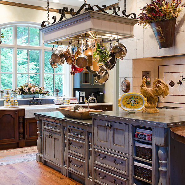 Luxurious French Country Home By Cabell Design Studio John Magor Photography