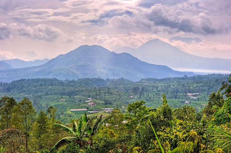 Volcano Bali Batur Bali's Spectacular Mount Batur