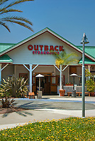 Outback Steakhouse, Restaurant, Burbank, CA