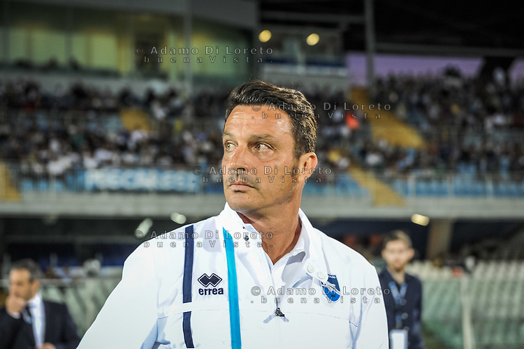 Massimo Oddo (PESCARA) during the Italian Cup - TIM CUP -match between Pescara vs Frosinone, on August 13, 2016. Photo: Adamo Di Loreto/BuenaVista*photo