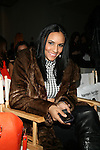 EQ Enterprises Eunice Quiñones-Front Row-Boy Meets Girl By Stacy Igel At New York Fashion Week Style360, NY 2/13/13