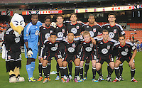 DC United starting elven.  DC United tied The Colorado Rapids 1-1, at RFK Stadium, Saturday  May 14, 2011.