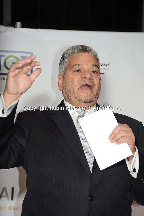 Stephen Freeman attends YAI's 56th Anniversary Gala on November 13, 2013 at Guastavino's in New York City.
