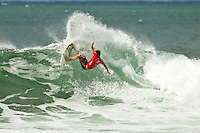 North Shore/Oahu/Hawaii (Tuesday, November 22, 2011)  -- The Reef Hawaiian Pro - the first of the 3-event Vans Triple Crown of Surfing series presented by Rockstar Energy Drink - wound up today withTaj Burrow (AUS) scoring a convincing win. Fellow Australian Adam Melling was runner up with Adriano de Souza (BRA) in third place and Nat Young (USA) finishing in fourth place. The surf was in the  in 3- to 5-foot  range fro most of the day.. A the final Round of the Clash of the Legends featuring Rob Machado (USA), Ross Williams (HAW), Kalani Robb (HAW) and Shane Dorian (HAW) was also held with Williams taking the win.. Photo: joliphotos.com