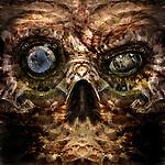 A conceptual image of a face