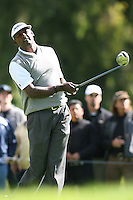 02/20/11 Pacific Palisades, CA: Vijay Singh during the final round of the Northern Trust Open held at the Riviera Country Club.
