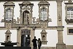 Town Hall Council Building, Guimaraes, Minho, Portugal