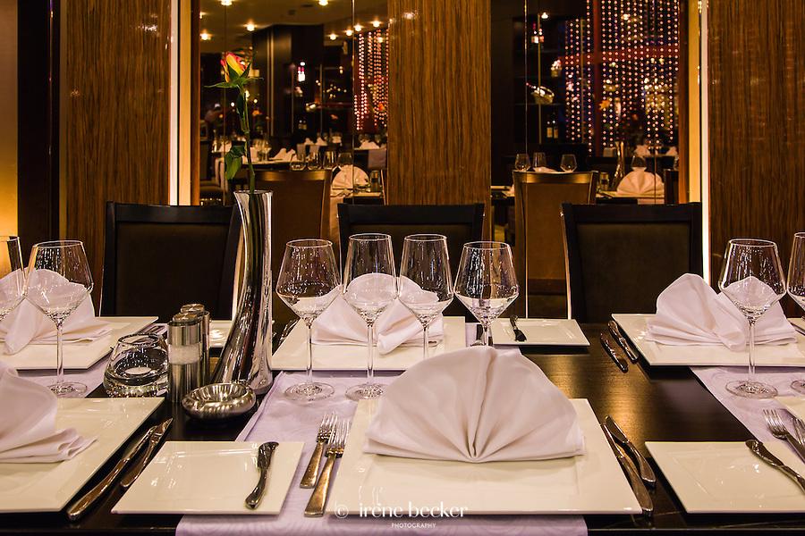 Transcorp Hilton Abuja, Zuma Grill