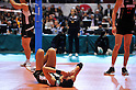 Yoshihiko Matsumoto (JPN), DECEMBER 4,2011 - Volleyball : FIVB Men's Volleyball World Cup 2011,4th Round Tokyo(A) during match between Japan 0-3 Brazil at 1st Yoyogi Gymnasium, Tokyo, Japan. (Photo by Jun Tsukida/AFLO SPORT) [0003]