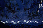 Khumbu Glacier, Nepal