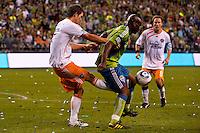 Seattle Sounders FC vs Houston Dynamo August 08 2010