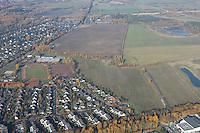 Deutschland, Schleswig- Holstein, Glinde, Bauland, Erschließungsfläche, Moellner Landstrasse