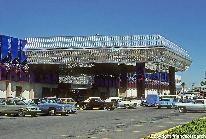 Las Vegas: Stardust Entrance. Photo '79.