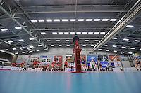 VOLLEYBAL: SNEEK: 16-12-2015, VC Sneek - Zarechie Odintsovo, uitslag 1-3, ©foto Martin de Jong