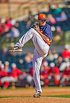 7 March 2013: Houston Astros pitcher Paul Clemens on the mound during a Spring Training game against the Washington Nationals at Osceola County Stadium in Kissimmee, Florida. The Astros defeated the Nationals 4-2 in Grapefruit League play. Mandatory Credit: Ed Wolfstein Photo *** RAW (NEF) Image File Available ***