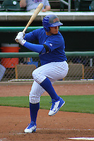 2014 May 13 Nashville Sounds (Brewers) @ Iowa Cubs (Cubs)