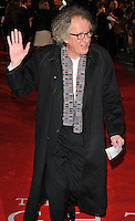 Geoffrey Rush at the &quot;The Light Between Oceans&quot; UK film premiere, Curzon Mayfair cinema, Curzon Street, London, England, UK, on Wednesday 19 October 2016. <br /> CAP/CAN<br /> &copy;CAN/Capital Pictures /MediaPunch ***NORTH AND SOUTH AMERICAS ONLY***