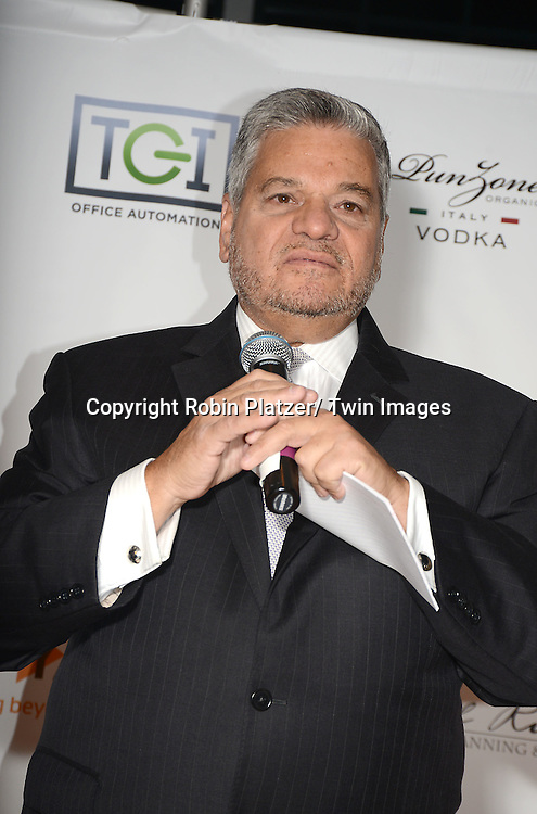 Stephen Freeman attends YAI's 56th Anniversary Gala on November 13, 2013 at Guastavino's in New York City.
