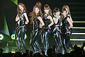 Girls' Generation, June 25, 2011 : MTV VIDEO MUSIC AID JAPAN 2011 at Makuhari messe in Chiba, Japan. (Photo by Yusuke Nakanishi/AFLO) [1090]