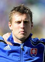 Jan Durica of Slovakia