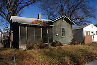 1987 January ..Conservation.North Titustown...POOR CONDITION.1020 HANNAH...NEG#.NRHA#..