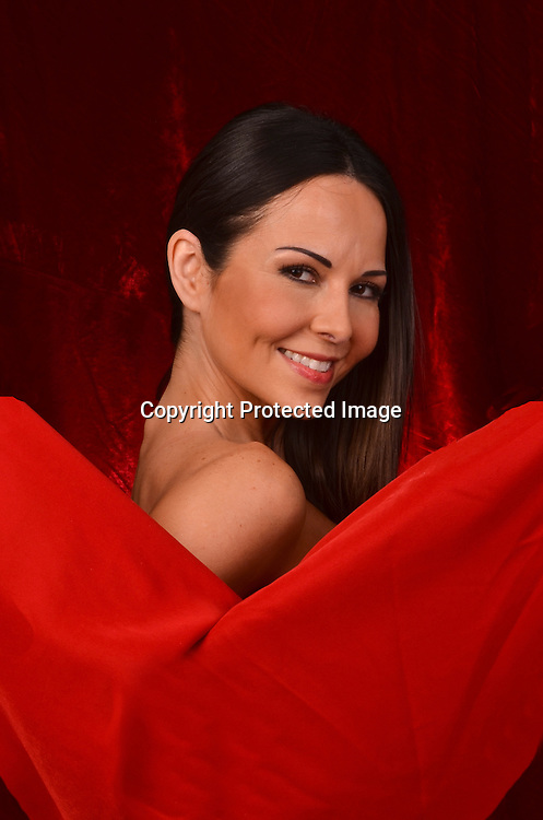 Stock photo of Valentine and Woman