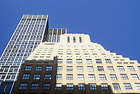 New York: Stepped-back Office Building, 2nd Ave. at 43rd.