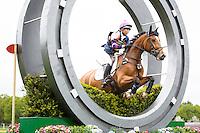 04-2016 GBR-Rockingham International Horse Trial