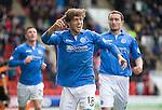 St Johnstone v Dundee United 09.05.15