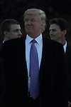 Donald Trump Attends The 2012 Skating with the Stars <br /> honoring Vera Wang, Ellen Lowey, and Rhonda Ross: A benefit gala for Figure Skating in Harlem, Held at Wollman Rink in Central Park NY   4/2/12