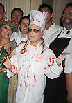 Bette Midler and the chefs..at Bette Midler's New York Restoration Project's 13th Annual Hulaween Gala on October 31, 2008 at The Waldorf Astoria in New York City. ....Robin Platzer, Twin Images