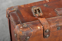 Willard Suitcases / Ernest P.<br /> &copy;2013 Jon Crispin<br /> ALL RIGHTS RESERVED