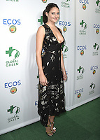 LOS ANGELES, CA - SEPTEMBER 29:  Shailene Woodley at the Global Green 2016 Environmental Awards at the Alexandria Ballroom on September 29, 2016 in Los Angeles, California. Credit: mpi991/MediaPunch