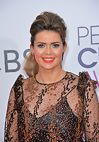 Carly Steel at the 2017 People's Choice Awards at The Microsoft Theatre, L.A. Live, Los Angeles, USA 18th January  2017<br /> Picture: Paul Smith/Featureflash/SilverHub 0208 004 5359 sales@silverhubmedia.com