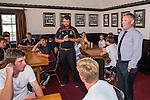 Cricket - Trans Tasman Festival Dinner, Kings College, 19 January 2017