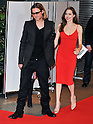 "Brad Pitt and Angelina Jolie, Nov 09, 2011 : Brad Pitt, Angelina Jolie, Tokyo, Japan, Nobemver 9, 2011 : Actor Brad Pitt(L) and actress Angelina Jolie attend the Japan premiere for the film ""Moneyball"" in Tokyo, Japan, on Nobemver 9, 2011."