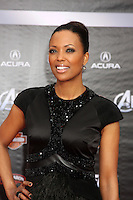 "LOS ANGELES - APR 11:  Aisha Tyler arrives at ""The Avengers"" Premiere at El Capitan Theater on April 11, 2012 in Los Angeles, CA"