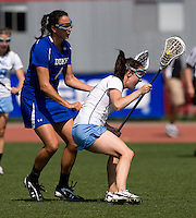 North Carolina vs Duke April 23 2010