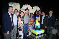 WEST HOLLYWOOD, CA - SEPTEMBER 09: Mindy Kaling, Ed Weeks, Ike Barinholtz, Beth Grant, Xosha Roquemore attends The Mindy Project 100th Episode Party at E.P. & L.P. on September 9, 2016 in West Hollywood, California. (Credit: Parisa Afsahi/MediaPunch).