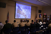 The Orange County Veterans Day Program Celebration and Naturalization Ceremony at the Orange County Social Services Center in Hillsborough, N.C., Wed., Nov. 10, 2010. .
