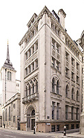 Former Overseas Bankers' Club, 7 Lothbury, London