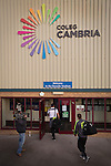 Connah's Quay Nomads 1 Llandudno 1, 20/09/2016. Deeside Stadium, Welsh Premier League. Three home players being filmed as he arrives at the Deeside Stadium before Connah's Quay Nomads played Llandudno in a Welsh Premier League match. Both clubs represented Wales in the 2016-17 Europa League, the first time either had competed in European competition. The match ended in a 1-1 draw, watched by 181 spectators. Photo by Colin McPherson.