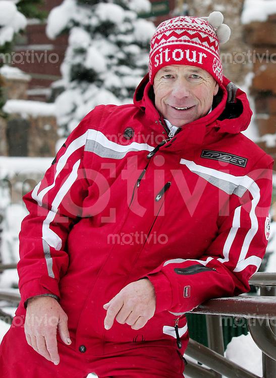 Ski Alpin; Saison 2006/2007  OESV-Praesident Peter Schroecksnadel FOTO : Pressefoto ULMER -AUT OUT-