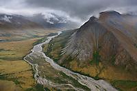 Itkillik river, Brooks range mountains, Gates of the Arctic National Park, Alaska.